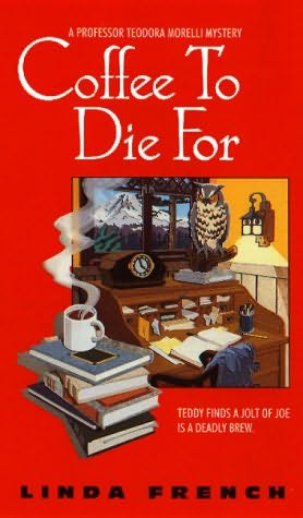 book cover of Coffee to Die For
