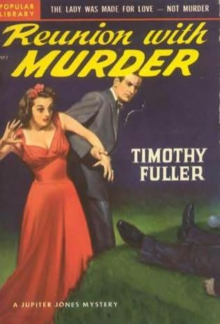 book cover of Reunion with Murder