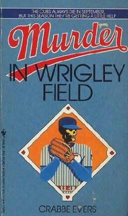 book cover of Murder in Wrigley Field
