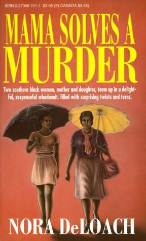 book cover of Mama Solves a Murder