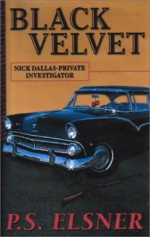 book cover of Black Velvet