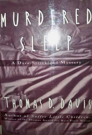 book cover of Murdered Sleep