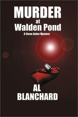 book cover of Murder At Walden Pond