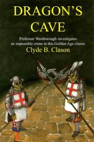 book cover of Dragon\'s Cave