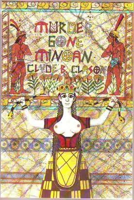 book cover of Murder Gone Minoan