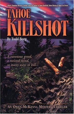 book cover of Tahoe Killshot