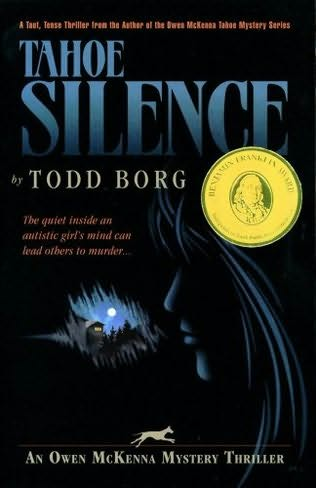 book cover of Tahoe Silence