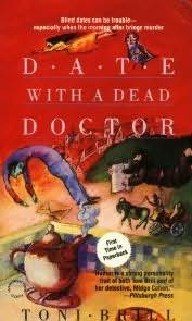 book cover of Date With A Dead Doctor