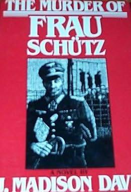 book cover of The Murder of Frau Schutz