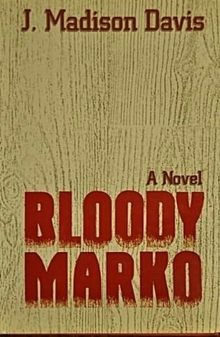 book cover of Bloody Marko