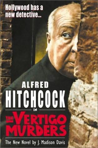 book cover of Vertigo Murders
