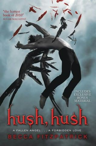 Leslie's Review: Hush, Hush by Becca Fitzpatrick