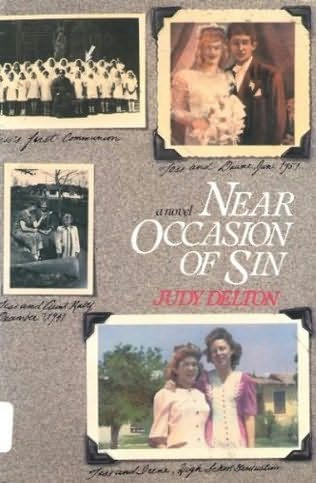 book cover of Near Occasion of Sin