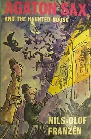 book cover of Agaton Sax and the Haunted House