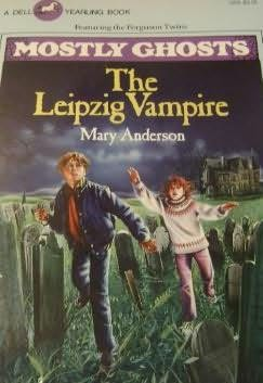 book cover of The Leipzig Vampire