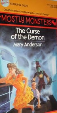 book cover of The Curse of the Demon