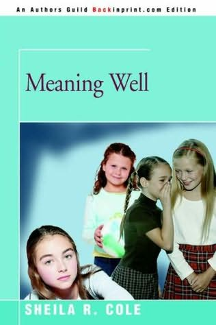 book cover of Meaning Well