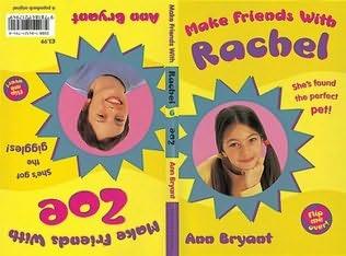 book cover of Rachel/Zoe