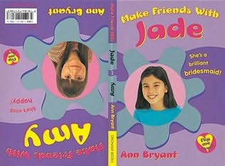 book cover of Jade/Amy