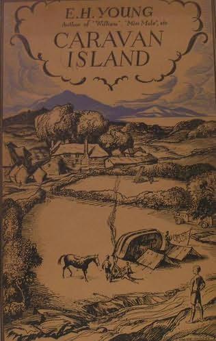 book cover of Caravan Island