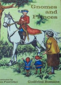 book cover of Gnomes and Princes