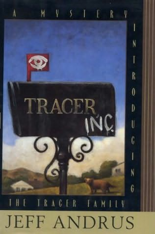 book cover of Tracer, Inc