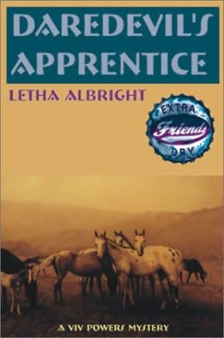book cover of Daredevil\'s Apprentice