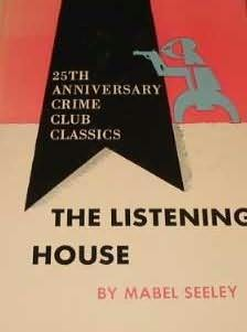 book cover of The Listening House