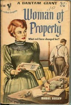 book cover of Women of Property