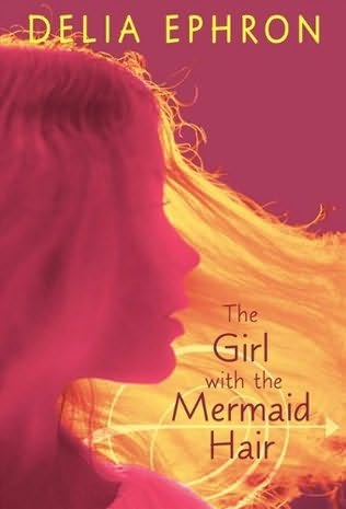 book cover of The Girl with the Mermaid Hair
