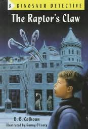 book cover of The Raptor\'s Claw