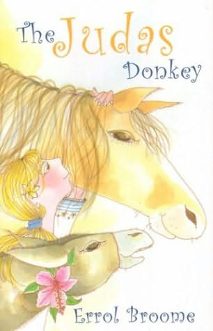 book cover of The Judas Donkey