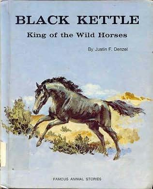 book cover of Black Kettle