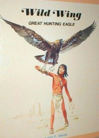 book cover of Wild Wing