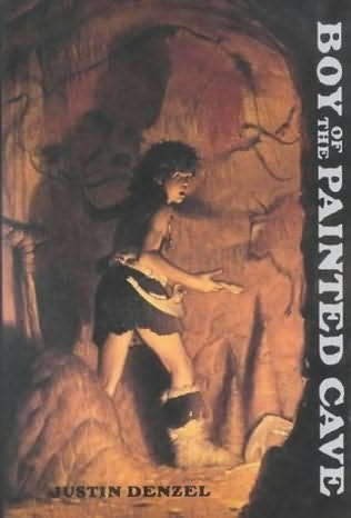 book cover of Boy of the Painted Cave