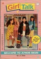book cover of Welcome To Junior High!