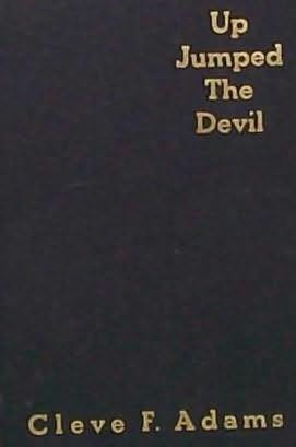 book cover of Up Jumped the Devil
