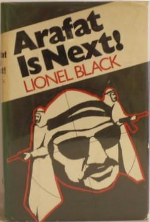 book cover of Arafat Is Next!