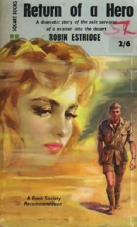 book cover of Return of a Hero