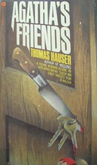 book cover of Agatha\'s Friends