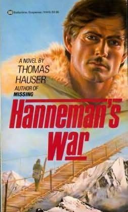 book cover of Hanneman\'s War