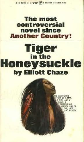 book cover of Tiger In The Honeysuckle