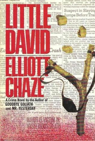 book cover of Little David