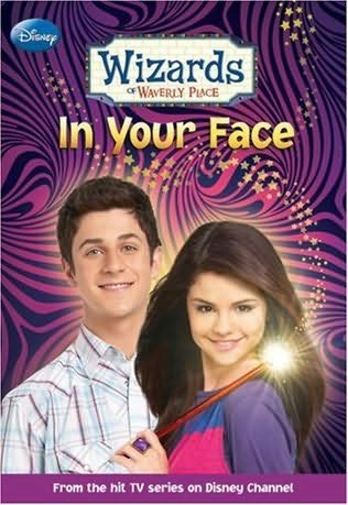 book cover of In Your Face