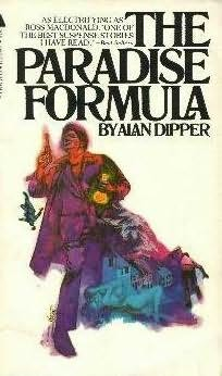 book cover of The Paradise Formula