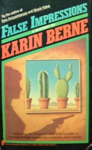 book cover of False Impressions