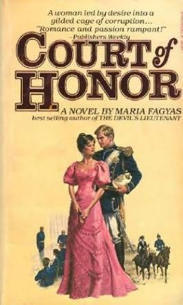 book cover of Court of Honour