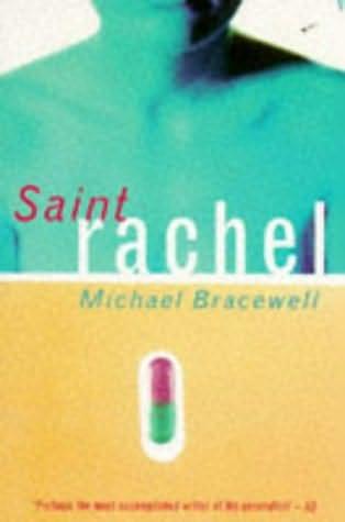 book cover of Saint Rachel