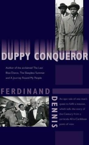 book cover of Duppy Conqueror