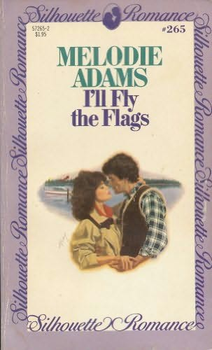 book cover of I\'ll Fly the Flags